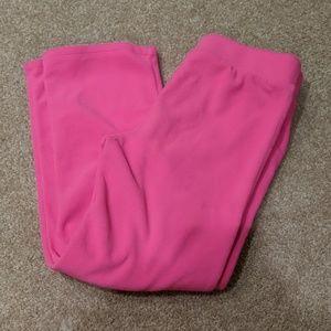 Fleece pants size 7-8